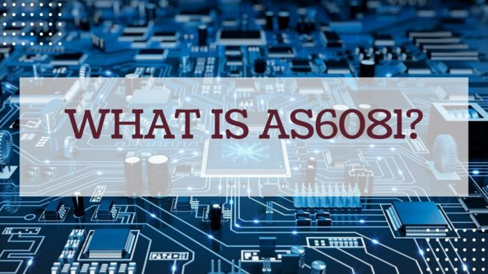What is AS 6081